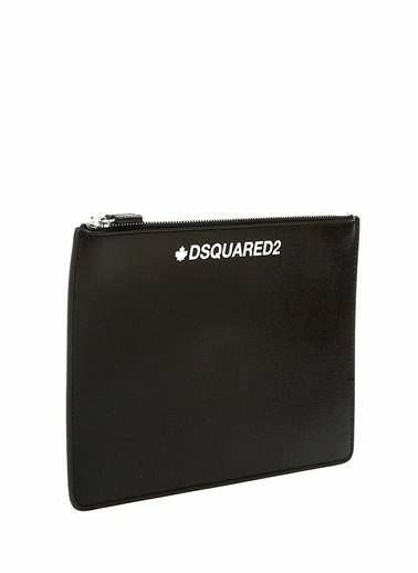 Dsquared2 Clutch / El Çantası Siyah